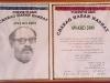 Chirag Hasran Hasrat Award 2000